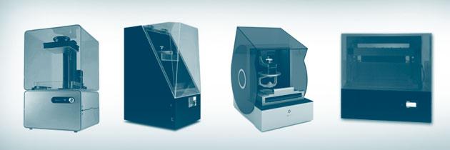 Übersicht SLA 3D-Drucker unter 5.000€