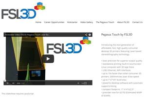 website fsl3d.com