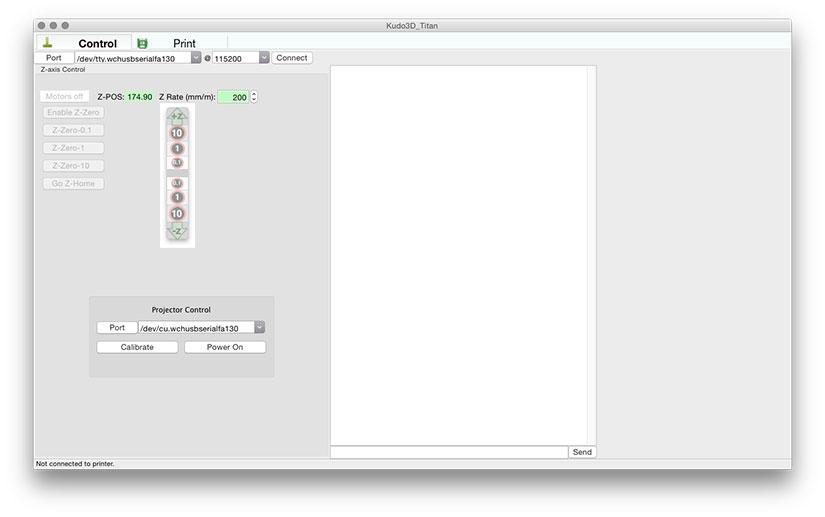 kudo3d_software